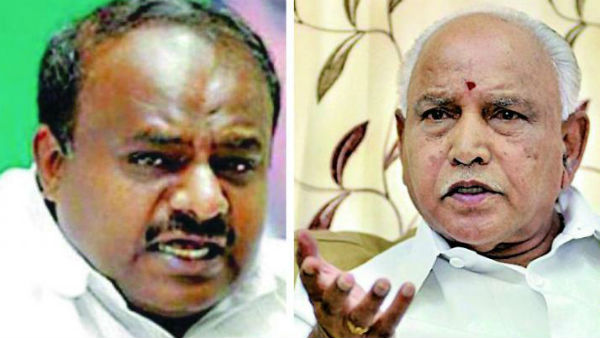 Former CM HD Kumaraswamy Series Of Tweet On Yediyurappa Government On Farmers Issue