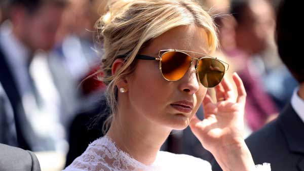 Ivanka Trump Rejected Huging In Namasthe Trump Program