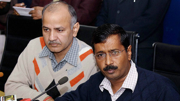 Except Arvind Kejriwal Manish Sisodia All AAP Ministers See Rise In Vote Share