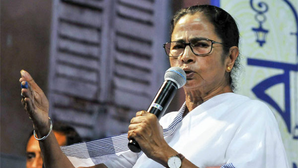 Tapas Pal Died Due To Centres Political Vendetta Says Mamata
