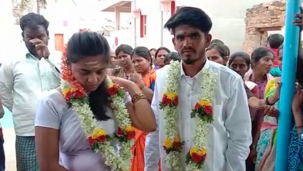 Ballari Inter Caste lovers Married In Challakere