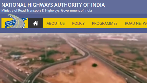 NHAI recruitment 2020 apply for 170 Manager Vacancies