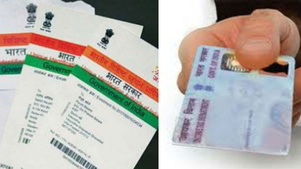 Union Budget 2020 Instant Allotment Of Pan On Aadhaar Basis