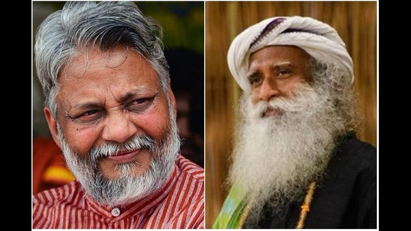 Jaggi Vasudev not a Sadhguru but a fraud Baba: Waterman Rajendra Singh