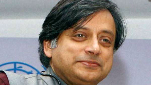 Shashi Tharoor Rename Schemes Shut Up India, Sit Down India