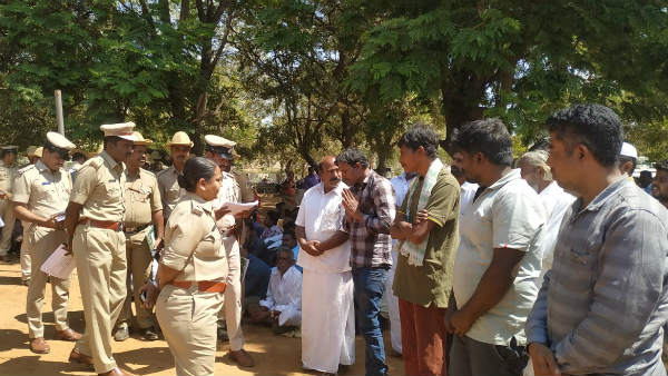 Chitradurga Female SP Who Warned To Rowdy Sheeters
