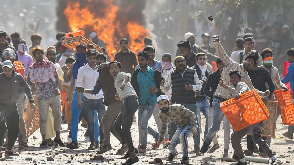 Pro And Anti CAA Protest Three Killed In East Delhi