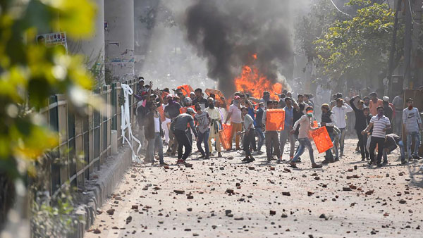 Government Advisory To TV Channels Over Delhi Violence