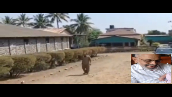 Belagavi: IT raid on businessman Ramesh Pai house