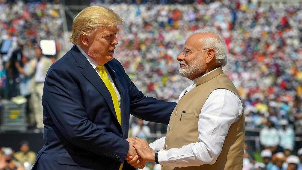 ಭಾರತದಲ್ಲಿ ಡೊನಾಲ್ಡ್ ಟ್ರಂಪ್: 2ನೇ ದಿನದ ಕಾರ್ಯಕ್ರಮಗಳ ವೇಳಾಪಟ್ಟಿ