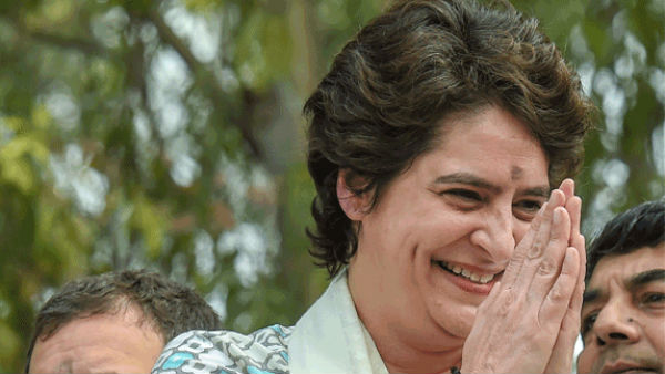 Rajya Sabha Election Congress May Nominate Priyanka Gandhi Vadra