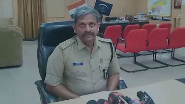 Bellary SP Clarification On Accident Involved Son Of R Ashok