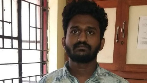 Tamil Actor Suryakanths Son Vijay Harish Gets Arrested On Rape Charges