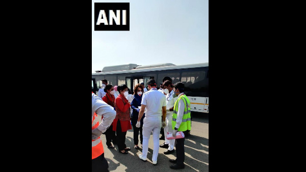 263 Indians Came Back From Italy To Delhi