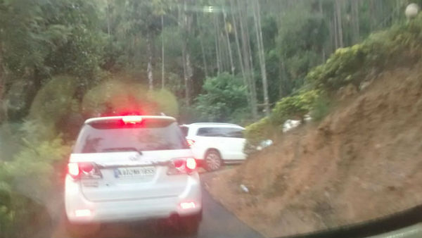 Tourist Arrival In Chikkamagaluru Resorts Despite The Lockdown