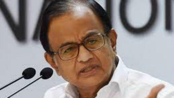 Congress Leader P Chidambaram Urges To PM Modi For Special Pakage