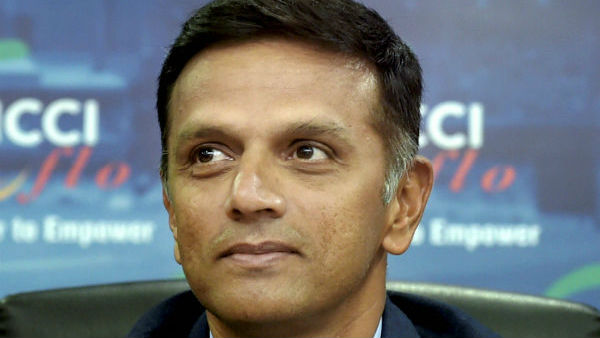 Coronavirus Rrahul Dravid Requested People To Stay At Home