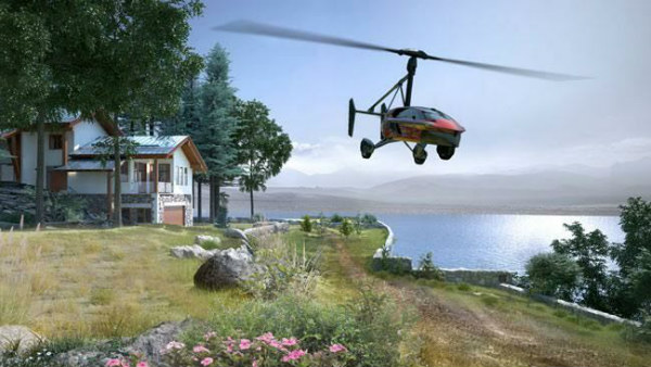 Gujarat Government To Manufacture Flying Car In India