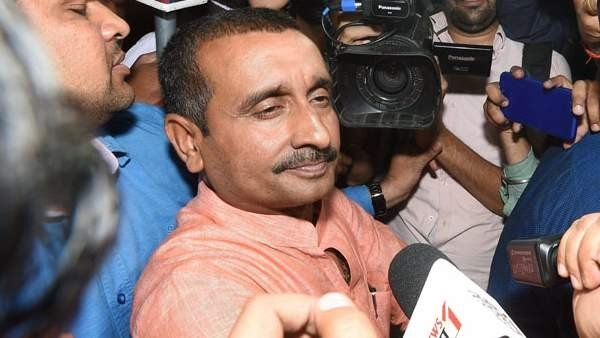 Kuldeep Singh Sengar To 10 years Jail For Death Of Victims Father