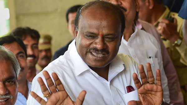 I Have A Confidence That I Will Become CM Again: HD Kumaraswamy