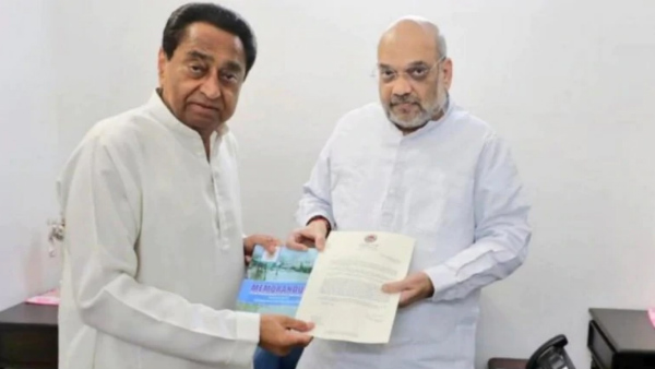 Congress MLAs out of Bengaluru, will guarantee their security: Kamal Nath writes to Amit Shah