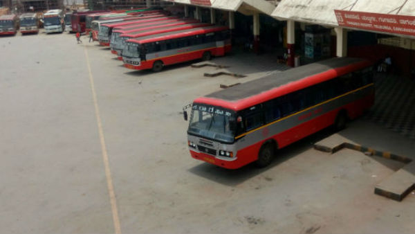 Corona Confirmed Who Traveled In KSRTC Bus