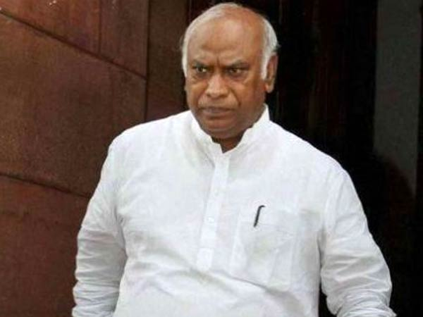 Congress Leader Mallikarjun Kharge Reaction On State Government