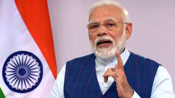 Covid 19: PM Narendra Modi To Address Nation At 8 PM Today