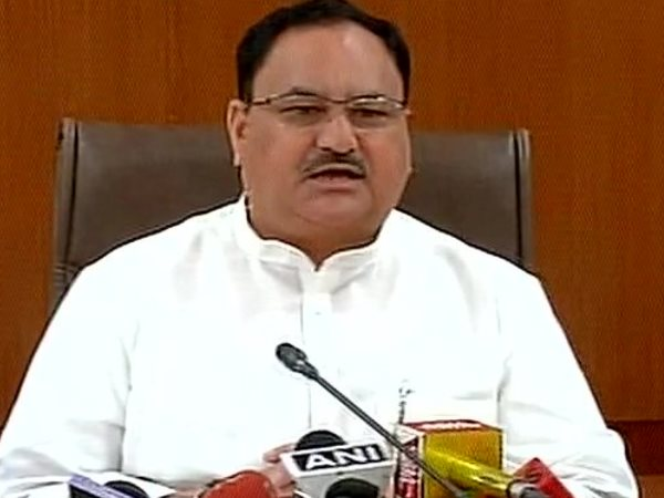 BJP National President JP Nadda Inspected The Karanataka Coronavirus Battle