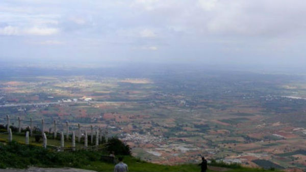 No Entry For Nandi Hills For A Week