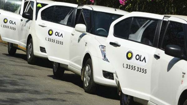 Ola Suspends Shared Rides