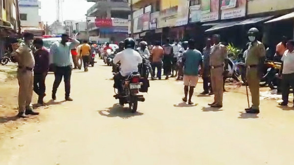 People Dont Care For Lockdown Extension In Karnataka
