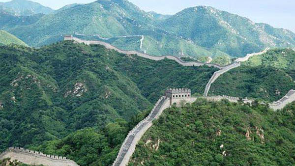 China Great Wall Open Partially From Tuesday
