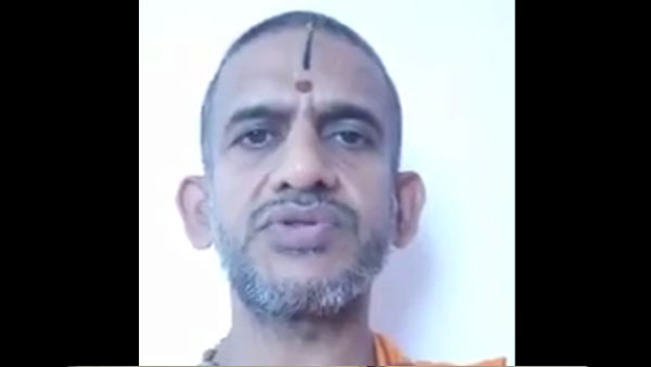 Let Us Chant Vishnu Sahasranama On March 27, At 6PM: Pejawar Seer
