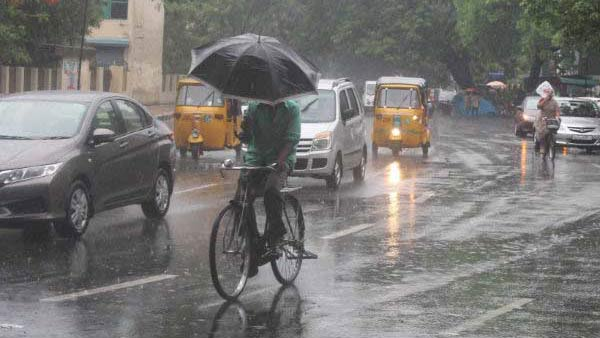 Rain And Thundershowers To Lash Rajasthan And Delhi