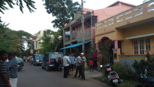 Robbery In ACP Sister Home In Channapattana