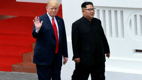 Corona Scare: Trump confirms seeking Kim Jong Un help