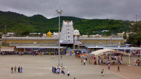 ಕೊರೊನಾ ಭೀತಿ; ತಿರುಪತಿ ದೇವಾಲಯ ಬಂದ್