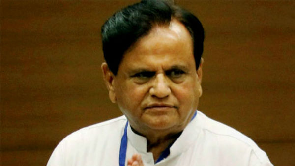 I-T summons Ahmed Patel for Rs 550-crore Cong party collections