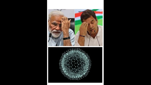 Coronavirus: 40 days back Rahul gandhi Alerted Modi Government About This