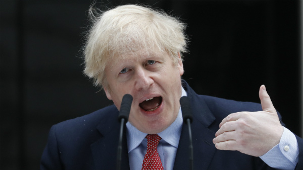 Britain PM Boris Johnson Recovered From Deadly Coronavirus