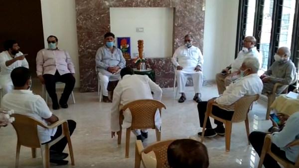 ಪಾದರಾಯನಪುರ ಘಟನೆ: ಮುಸ್ಲಿಂ ಮುಖಂಡರಿಗೆ ಡಿ ಕೆ ಶಿವಕುಮಾರ್ ಕಿವಿಮಾತು