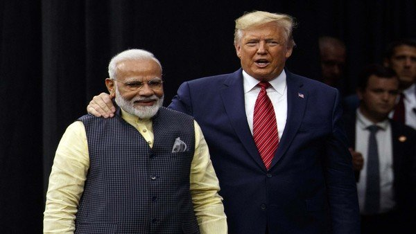 Donald Trump Thanked Narendra Modi And Indians