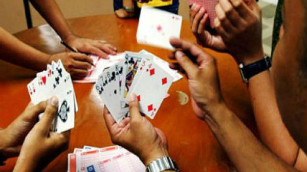 Assault On Police Who Went To Stop Playing The Gambling In Sira