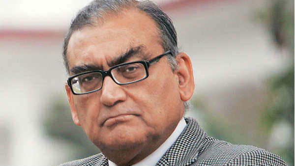 If there is a God why does he not eradicate corona ? tweets Markandey Katju