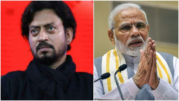 Narendra Modi Condolences For Irrfan Khan Death