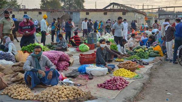 Fact Check: ತರಕಾರಿ ಮಾರಾಟಗಾರರಿಂದ ಕೊರೊನಾ ಸೋಂಕು?