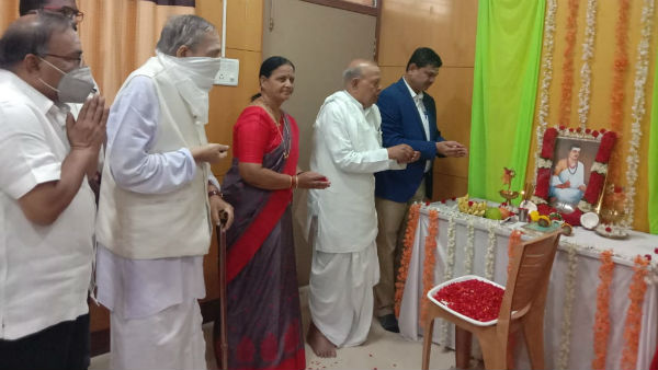 Davanagere DC Said God Should Be Seen In Work As Basaveshwara