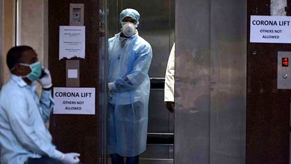 9 More People Have Tested Positive For Coronavirus In Bhopal