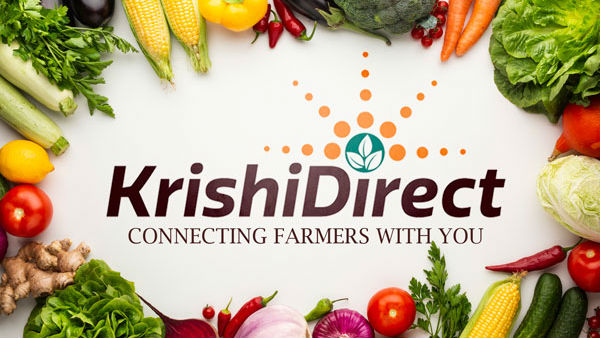 Krishi Direct Get Vegetables And Fruits On Doorstep